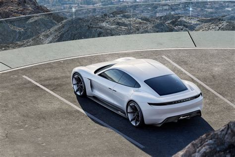 porsche mission e porsche mission e to be offered in a range of power levels