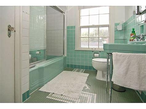 1950s bathroom tile 91 best green 1950 s bathrooms images on 1950s 10025