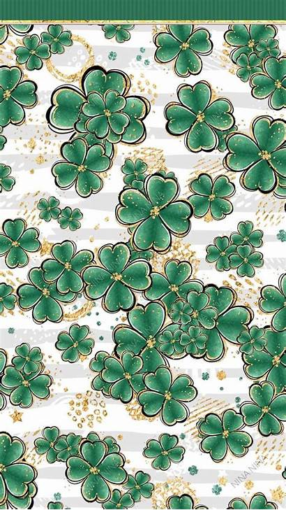 Patrick Saint Pot Clipart Glitter Patricks Clip