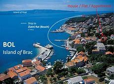 Mediterranean stone house in Croatia Island of Brac