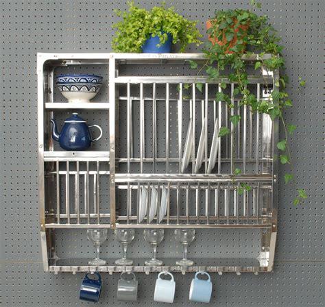 stainless steel plate rack large pinteres