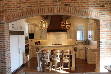 open house plans with large kitchens 47 brick kitchen design ideas tile backsplash accent
