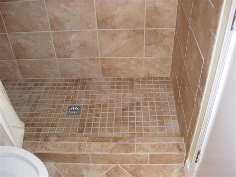 Tiled Shower Stall The Perfect Home Design