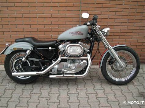 1994 Harleydavidson 883 Sportster Standard Moto
