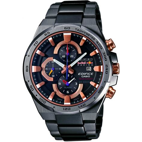 Kaos Bull Edition Uk s edifice bull edition alarm chronograph