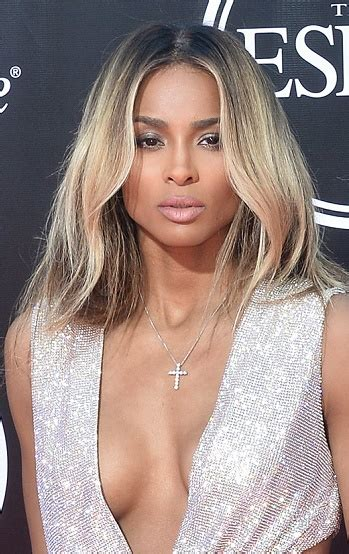 Ciara New Hairstyle by Hairstyle News Check Out Ciara S New Hair Color
