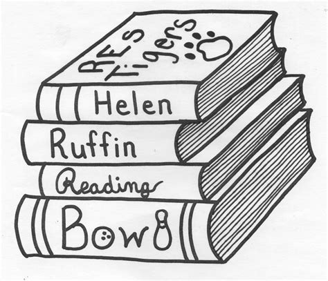 helen ruffin reading bowl robinson elementary school