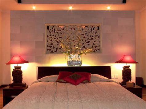 Romantic Master Bedroom Decorating