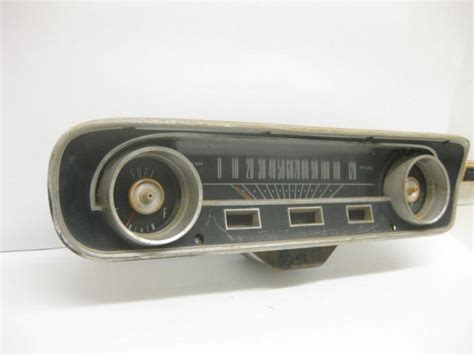 transmission control 1964 ford mustang instrument cluster purchase 1965 1964 1966 ford falcon mustang instrument panel guages speedometer reasonabl