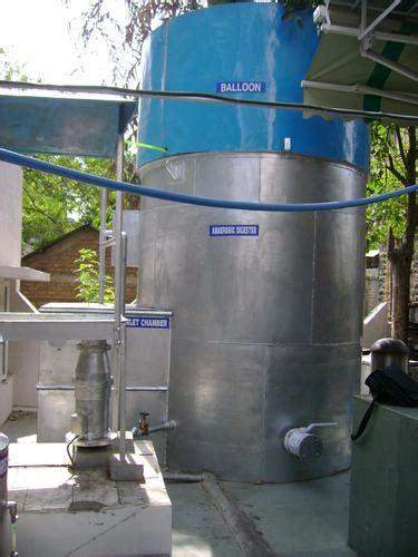 semi automatic hotel food waste biogas plant capacity
