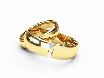 Broken Rings Gold Affairs Extramarital Engagement Couples