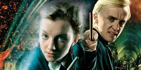 Draco Malfoy And Luna Lovegood By Darknei On Deviantart