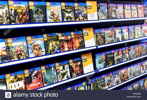 shop ps4 console ps4 stock photos ps4 stock images alamy