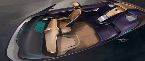 "Art Center Graduate Envisions The Bmw ""i"" Of The Future"