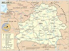 List of cities and largest towns in Belarus - Wikipedia