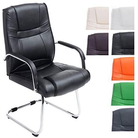 clp freischwinger stuhl mit armlehne attila belastbar bis 180 kg gepolstert m 214 bel24