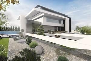 Moderne Häuser Bauen : exklusive h user bauen moderne villen architektur architektur pinterest architektur ~ Buech-reservation.com Haus und Dekorationen