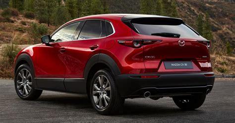 Mazda Introduces Cx-30