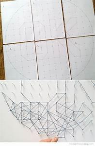 Make It    String Art Tutorial