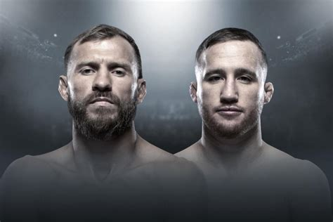 UFC Vancouver - Cowboy v Gaethje Preview | Sports Betting ...