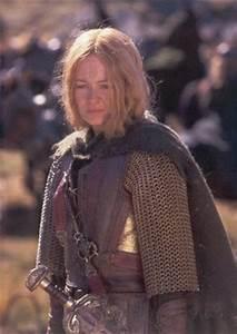 "Pat Jackson's Podium: A Rant: ""Dressing Women In Armor""  Eowyn"