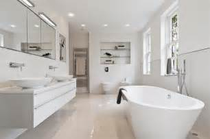 white bathrooms ideas contemporary white freestanding bath design ideas photos inspiration rightmove home ideas