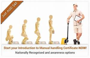 Introduction To Manual Handling
