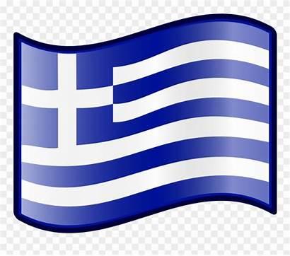 Flag Greece Printable Clipart Greek Endorsed Background