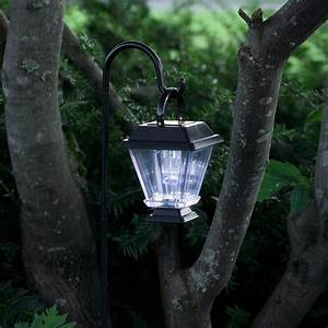 Konstsmide assisi led hanging solar garden light
