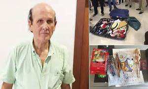 British doctor, 69, arrested 'for abusing girls as young ...