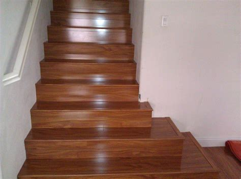 Easy Installing Laminate Flooring On Stairs — John