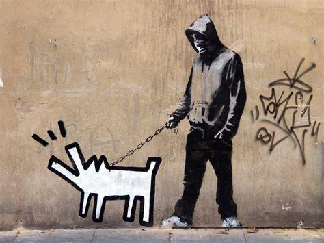 London Graffiti Artist Banksy