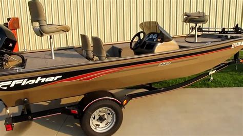 Fisher Marine Boats by 2006 Fisher Tracker 1600 Bas Boat For Sale 40hp Fourstroke