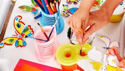 12 easy tips for accessible preschool arts amp crafts for 285 | accessible preschool art
