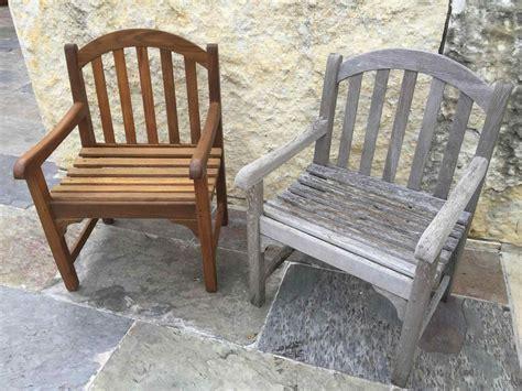 maintaining  garden furniture blog