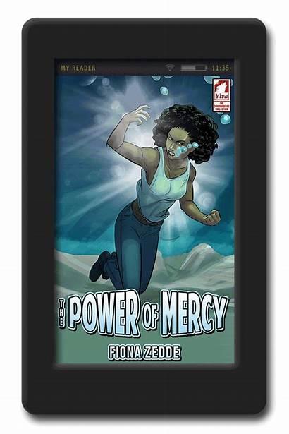 Mercy Power Graphic Novel Fiona Superheroine Ylva