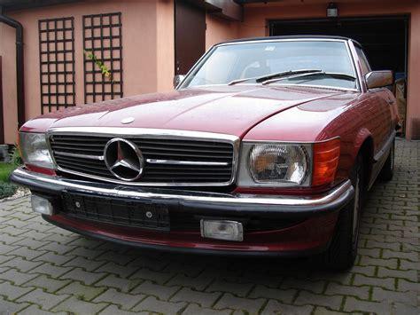 Modifikasi Mercedes Sl Class by Mc555 1979 Mercedes Sl Class Specs Photos