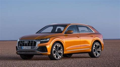 Audi Q8 2019 Is Almost Here