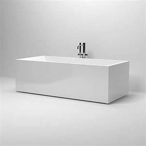 Baignoire A Poser : baignoire rectangle poser design inbe clou little ~ Edinachiropracticcenter.com Idées de Décoration