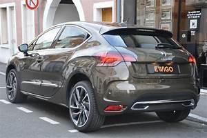 Ds4 Essence Occasion : voiture occasion citroen ds4 1 6 thp 200 sport chic 27 essence 91120 palaiseau essonne ~ Gottalentnigeria.com Avis de Voitures