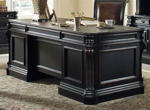 Hooker, Furniture, Home, Office, Telluride, 76, U0026, 39, U0026, 39, Executive, Desk, W, Wood, Panels, 370