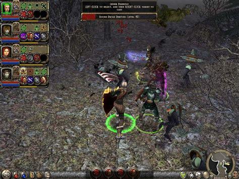 dungeon siege series dungeon siege ii broken screenshots for windows