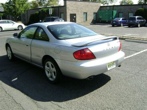 buy used 2001 acura cl type s coupe 2 door 3 2l low miles in millburn new jersey united states