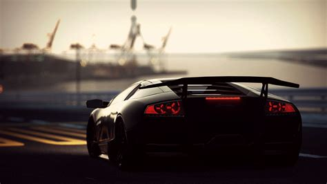 Lamborghini Dark Wallpapers Hd Pixelstalknet