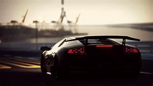 Lamborghini Dark Wallpapers HD