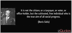 It is not the citizen, or a taxpayer, or voter, or office ...