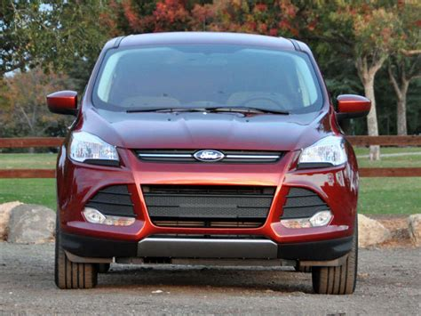 ford escape road test  review autobytelcom