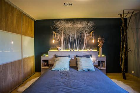 chambre foret décoration d 39 une chambre quot forêt scandinave quot décorescence