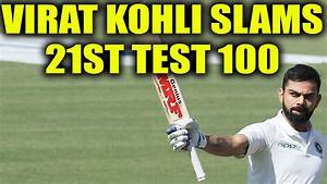 India vs South Africa 2nd test 3rd day : Virat Kohli slams ...