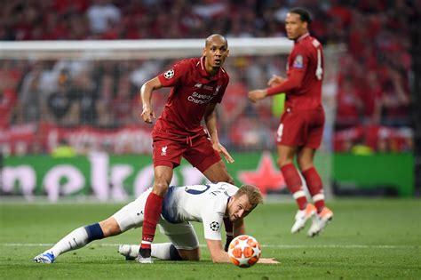 Liverpool Tottenham Champions League Final : Liverpool vs ...